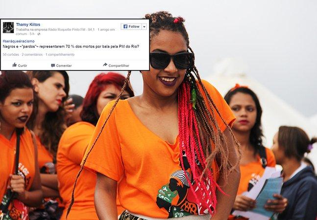 Brasileiros protestam contra racismo no país compartilhando histórias de preconceito na web