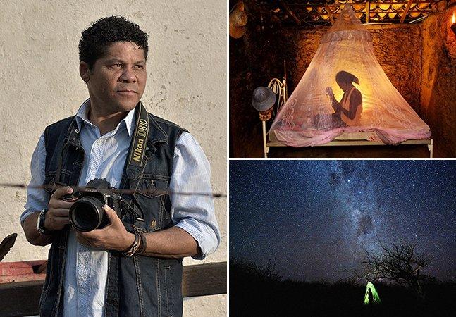 A emocionante história do baiano que foi sozinho pra SP para cumprir o sonho de ser fotógrafo