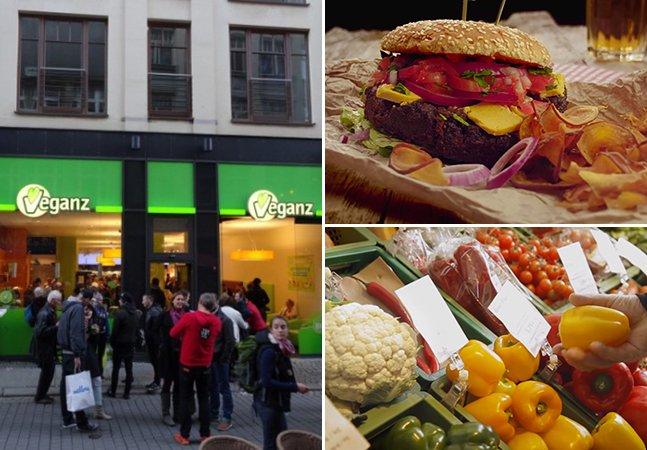 Conheça a primeira rede de supermercados veganos que está prestes a se tornar mundial