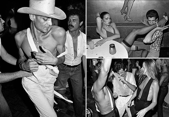 Série de fotos rara documenta a vibrante noite de Nova York na década de 70