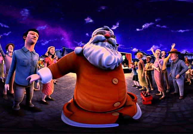 Coca-Cola acerta de novo e lança vídeo de Natal emocionante em 360º