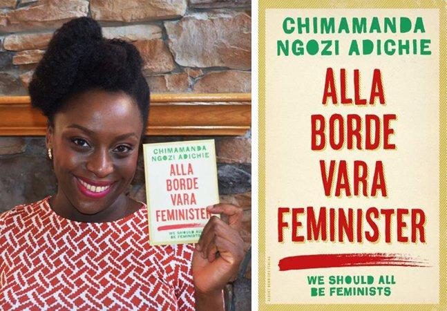Suécia toma medida incrível para que estudantes entendam a importância de ser feminista