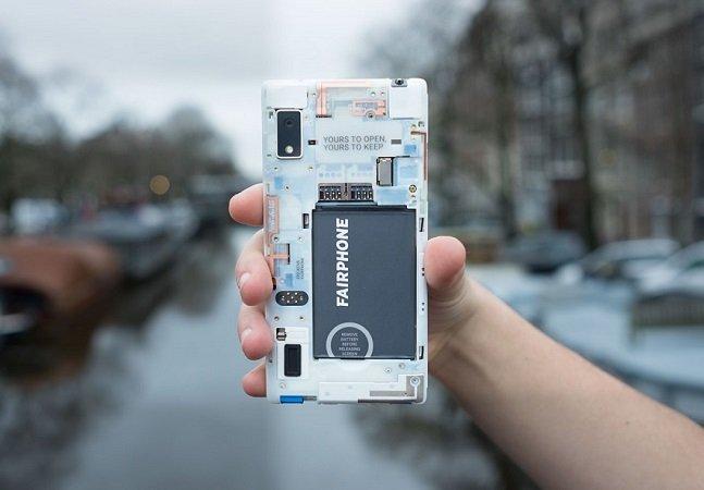 Smartphone modular permite que você repare seu aparelho e faça-o durar mais tempo