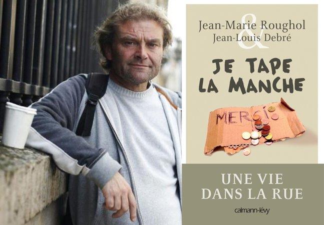 Morador de rua faz sucesso após escrever livro sobre os seus dias nos becos de Paris
