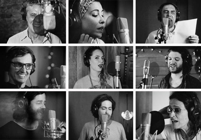 Chico Buarque e mais 17 artistas gravam música em apoio às escolas ocupadas
