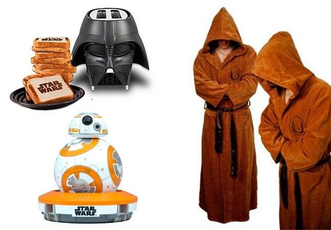 Seleção Hypeness: 15 produtos para enlouquecer qualquer fã de Star Wars neste Natal