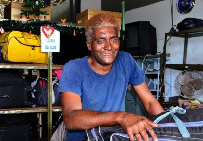 Conheça o morador de rua que passou em 1º lugar em concurso público em MG