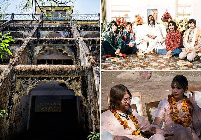 Conheça o mítico retiro espiritual dos Beatles na Índia que acaba de ser reaberto ao público