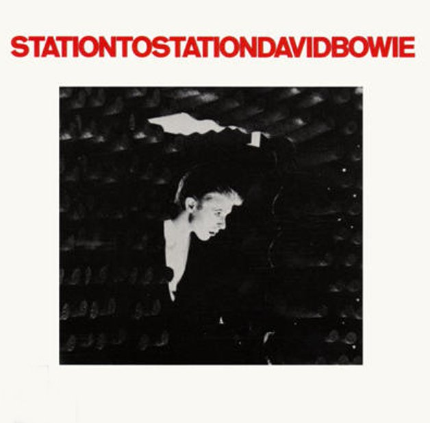 Capa do disco Station to Station