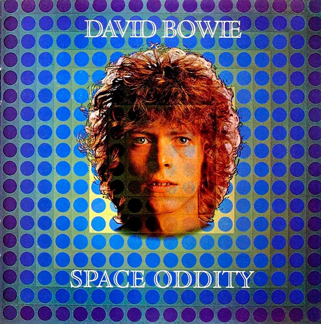 Capa do disco Space Oddity