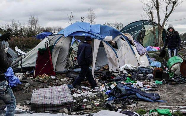 Calais-Banksy