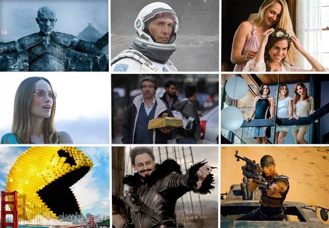 10 filmes e séries que  você precisa seguir em 2016