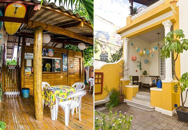 10 hostels brasileiros onde você pode trabalhar em troca de hospedagem grátis