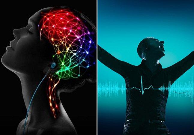 Esse fone de ouvido estimula o cérebro a liberar dopamina, o 'hormônio do prazer'