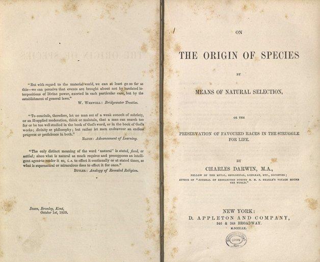 Primeira edição em inglês do livro