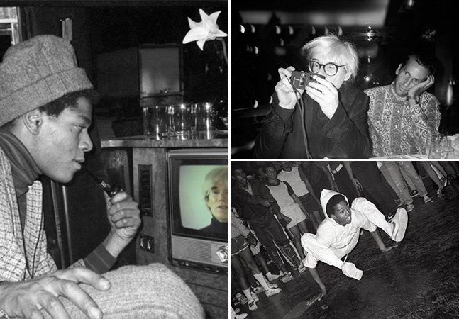 Fotografias inéditas mostram a vida no meio artístico na década de 80 em Nova York