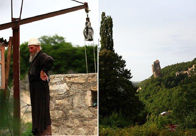 Após sair da prisão, homem muda de vida e passa 20 anos sozinho em um lugar místico