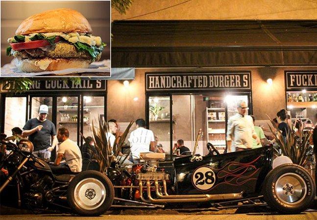 Lanchonete em SP dará hambúrguer veggie de graça a clientes no aniversário da cidade