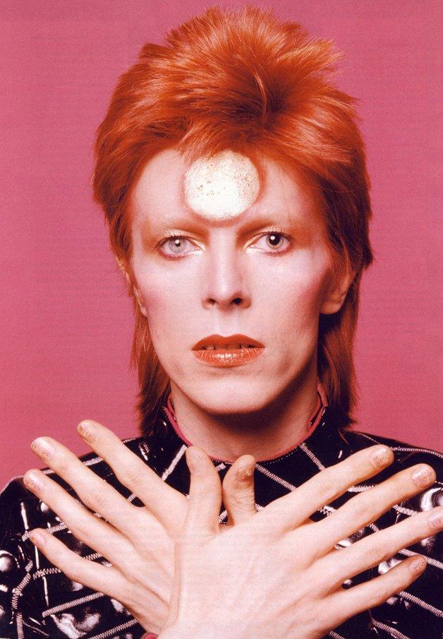 Ziggy Stardust, já na Terra