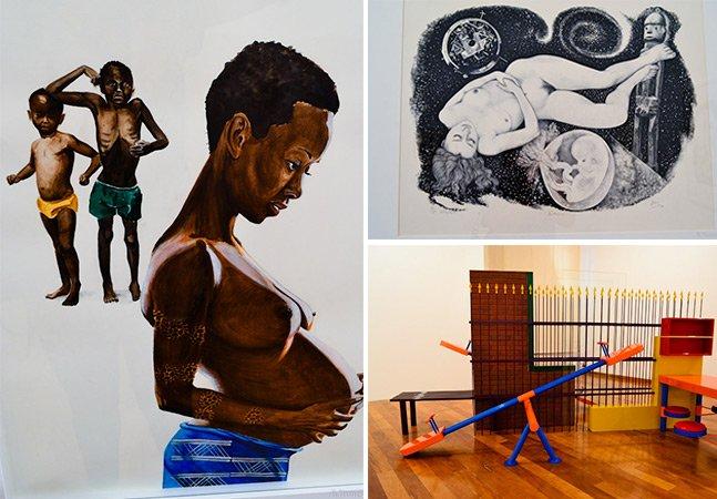 Mostra na Pinacoteca de SP reúne incríveis obras de artistas negros