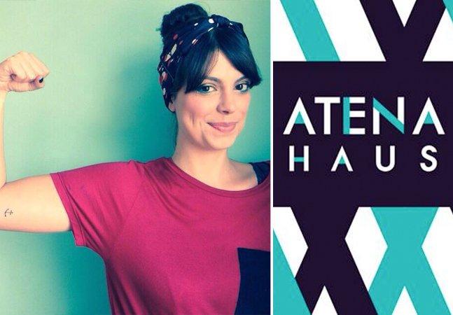 Já ouviu falar no Atena Haus,  o Netflix do empoderamento feminino?