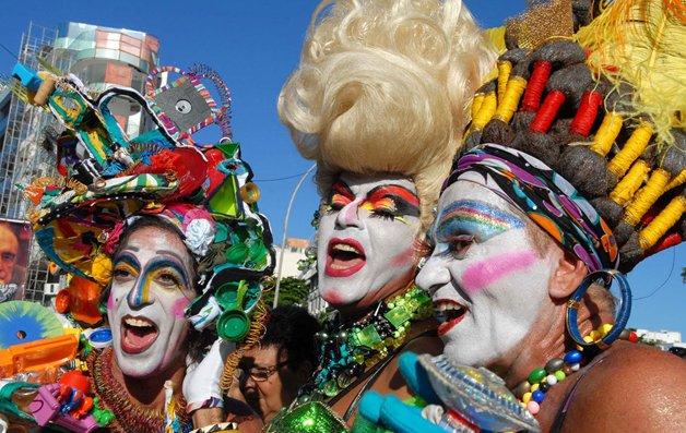 As tradicionais drags da Banda ©Alexandre Durão