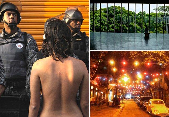 Conta no Instagram revela a beleza escondida no caos de São Paulo