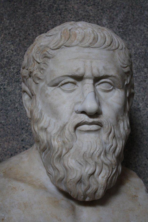 Busto de Platão