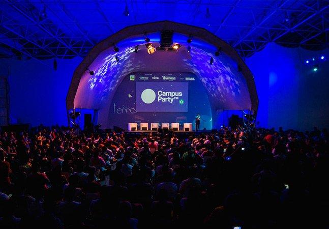 10 palestras que você não  pode perder na Campus Party 2016