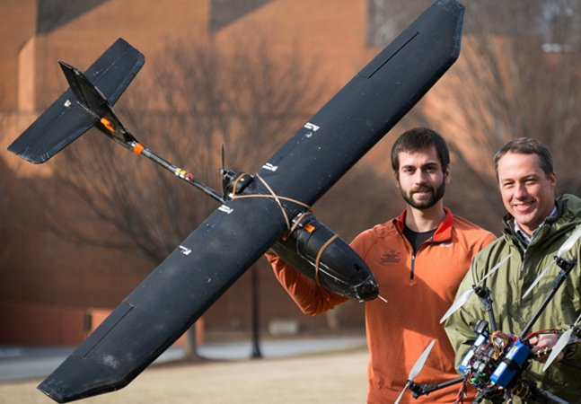 Estudante usa drone para  detectar e denunciar desmatamento  ilegal na floresta amazônica