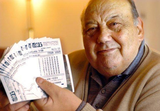 Conheça o homem que  escapou 7 vezes da morte  e ainda ganhou na loteria