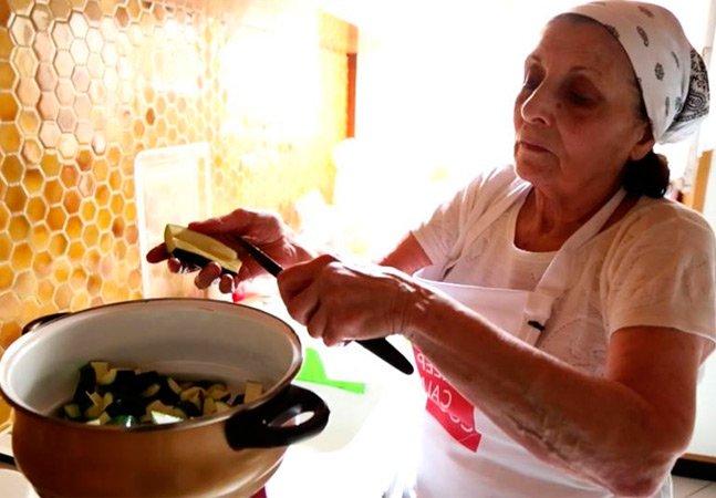 Projeto reúne vídeos de  receitas de avós do mundo todo