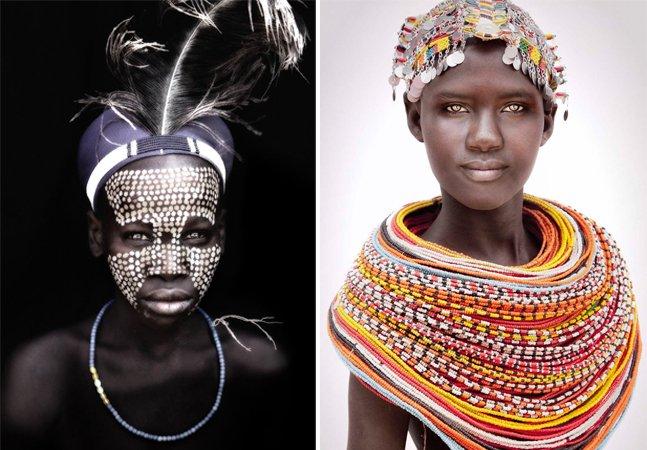 Depois de rodar o planeta,  fotógrafo acha as pessoas mais felizes do mundo: os nômades africanos