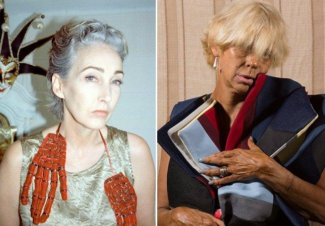 Revista digital prova que não há vergonha no envelhecimento
