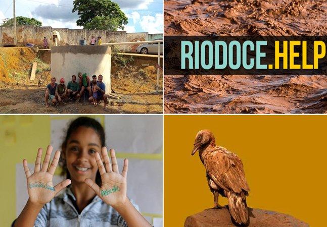 Seleção Hypeness: dez projetos  em andamento lembram que  a tragédia no Rio Doce ainda não acabou