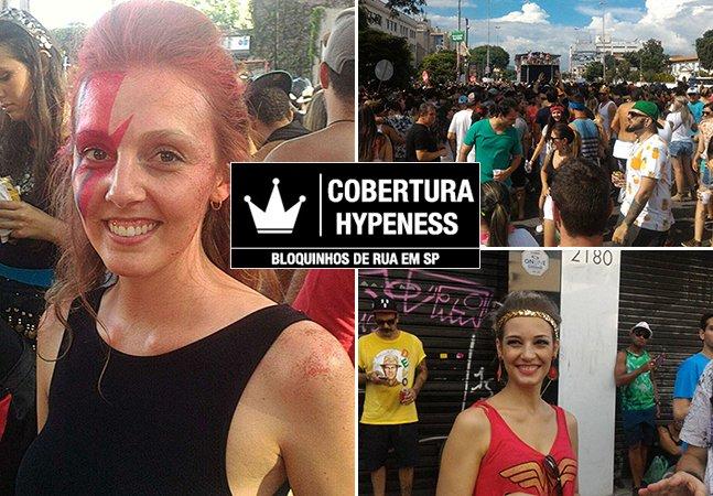 Cobertura Hypeness: o pré-Carnaval de São Paulo fez a cabeça de muita gente