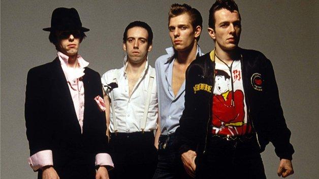Ramones, Sex Pistols e The Clash
