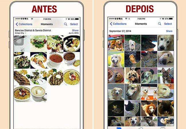 """Série de ilustrações mostra o """"antes e depois"""" da vida com um pet"""