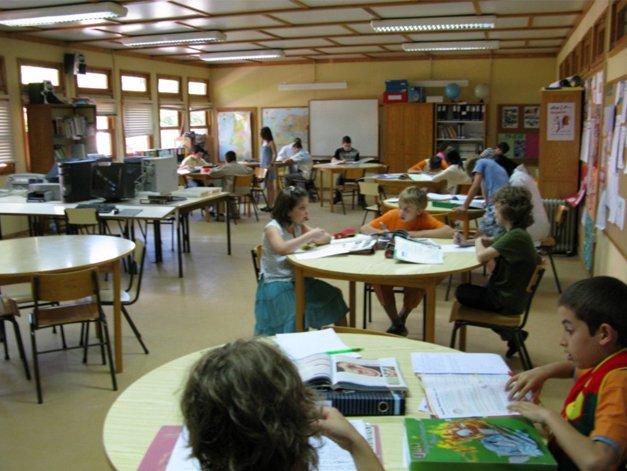 A Escola da Ponte, em Portugal