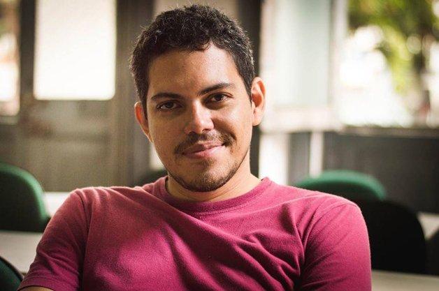 Otoniel Oliveira, o criador da série