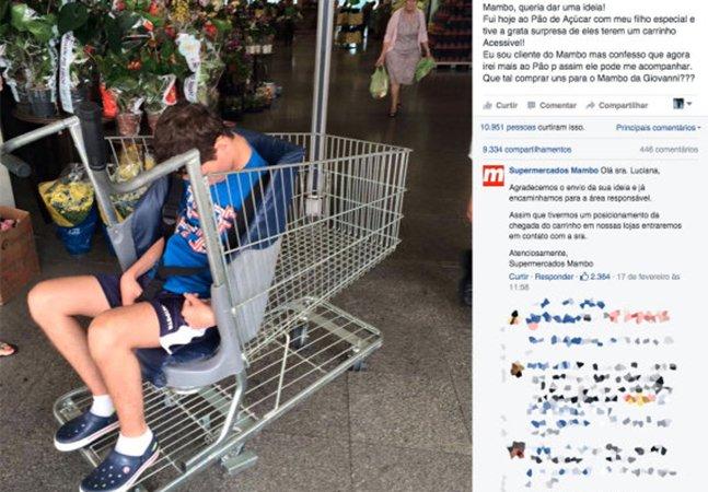O que podemos aprender com a incrível atitude destes 2 supermercados brasileiros