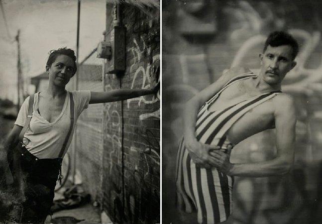 Projeto fotográfico colaborativo retrata  comunidade gay de New Orleans  com realismo e poesia
