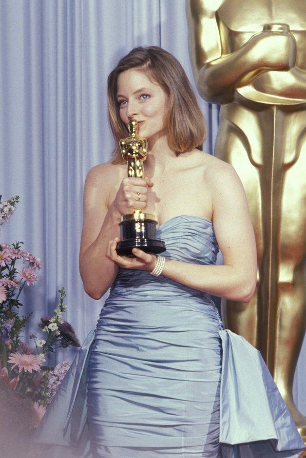 Em 1989, Jodie Foster ganhou o Oscar de melhor atriz pelo filme Os Acusados