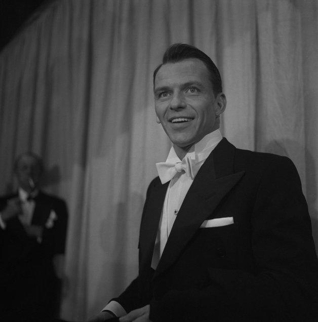 Frank Sinatra em 1955