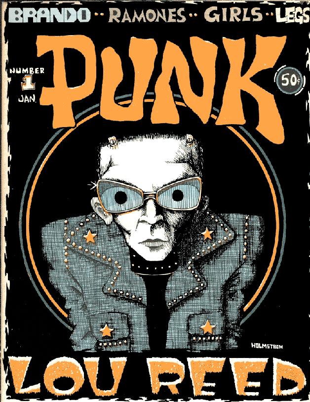"""a revista Punk, um dos exemplos da cultura do """"Faça Você Mesmo"""""""