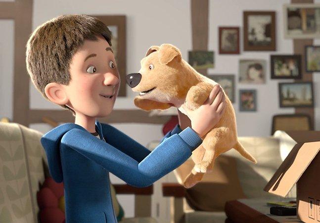 Tirinha brasileira vira curta emocionante sobre a amizade entre um garoto e seu cachorro