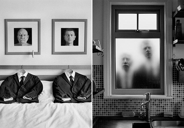 'Até que a morte nos separe': fotógrafo registra o amor por seu marido 27 anos mais velho