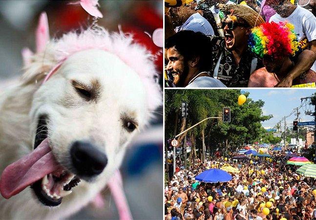 Seleção Hypeness: 10 bloquinhos de rua para você curtir o Carnaval em São Paulo