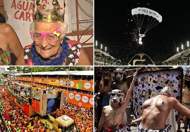 5 cidades brasileiras que arrasaram na comemoração do Carnaval