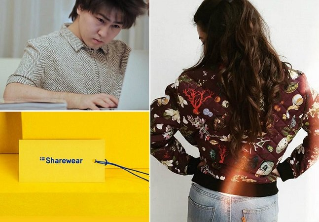Moda sustentável: startup permite  que pessoas peguem roupas  emprestadas e depois passem adiante
